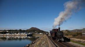 Treni del vapore Fotografia Stock