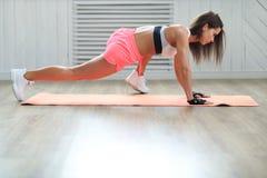 Trening W Gym zdjęcia stock