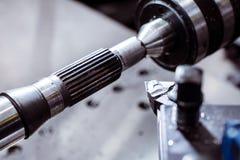 Trennschneider, CNC-Karbid-Schneider lizenzfreie stockfotos