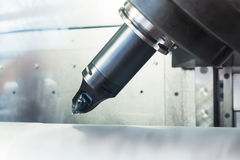 Trennschneider, CNC-Karbid-Schneider stockbilder
