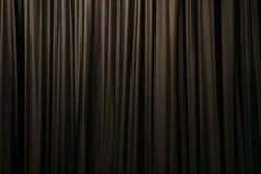 Trennvorhang Stockbild