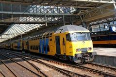 Treno 03 fotografie stock