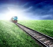 Treno 15 Immagine Stock