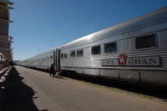 Treno. Fotografia Stock Libera da Diritti