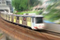 Treno Fotografie Stock