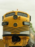 Treno #5 Fotografie Stock