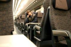 Treno 50 Fotografie Stock