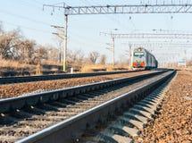 Treno Fotografie Stock Libere da Diritti