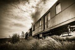 Treno Immagini Stock