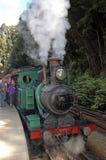 Treno antico Fotografie Stock