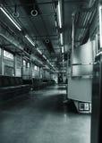 Treno Coridor Fotografia Stock