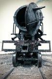 Treno del Barebones Fotografia Stock Libera da Diritti
