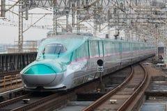 Treno del Giappone Immagine Stock Libera da Diritti