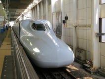 Treno del giapponese Immagini Stock