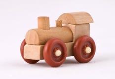 Treno del giocattolo Fotografie Stock