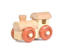 Treno del giocattolo Fotografia Stock