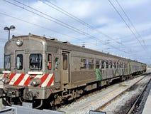 Treno del Portoghese immagini stock