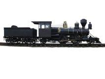 Treno del vapore dell'annata Fotografia Stock Libera da Diritti