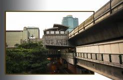 Treno di alianti Fotografia Stock Libera da Diritti