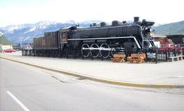 Treno di anno scorso Fotografie Stock