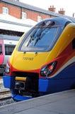 Treno di British Rail, Nottingham immagine stock libera da diritti