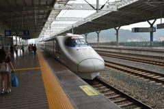 Treno di CFR Immagini Stock
