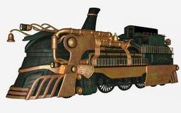 Treno di fantasia Immagini Stock