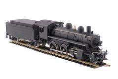 Treno di modello Immagine Stock
