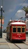 Treno di New Orleans fotografia stock