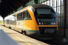 Treno di ODEG Fotografia Stock