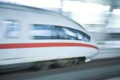 Treno di richiamo Fotografia Stock Libera da Diritti