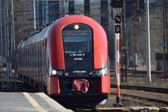 Treno di SKM Fotografia Stock