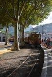Treno di Soller Immagini Stock