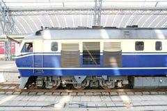 Treno di vecchio stile Fotografie Stock