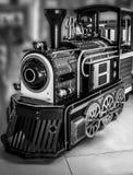 Treno di vecchio stile Immagini Stock Libere da Diritti