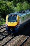 Treno diesel Fotografie Stock Libere da Diritti
