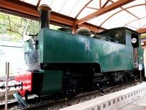 Treno elettrico diesel del motore nessun 51 Fotografia Stock Libera da Diritti