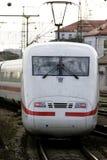 Treno espresso Immagini Stock