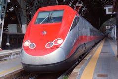 Treno II Fotografie Stock