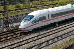 Treno interurbano Immagine Stock Libera da Diritti