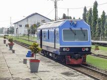 Treno in Java fotografie stock libere da diritti