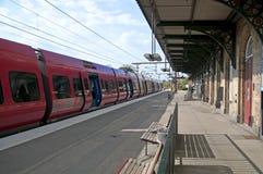 treno locale Fotografie Stock Libere da Diritti