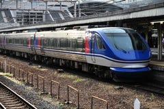 Treno nel Giappone Immagine Stock Libera da Diritti