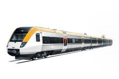 Treno pendolare Fotografia Stock