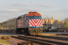 Treno pendolare Fotografie Stock Libere da Diritti