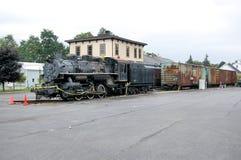 Treno pensionato Immagini Stock