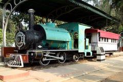 Treno reale Fotografie Stock