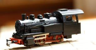 Treno ricevuto fotografie stock libere da diritti