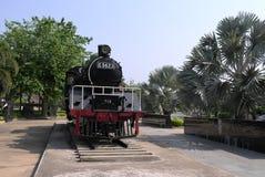 Treno storico Fotografie Stock