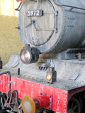 Treno storico del vapore Immagine Stock
